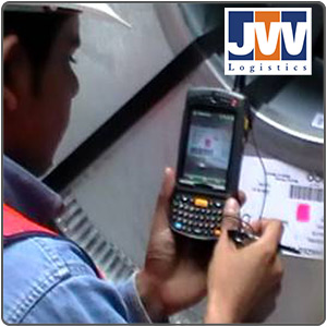 JVV Logistics using TracerPlus Mobile Software.