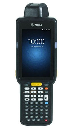 Zebra MC3300 Android Barcode Scanner