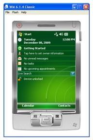 windows mobile device emulator help tracerplus rh tracerplus com Windows Mobile 6.1 Windows Mobile 6.1