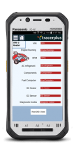 OBD 2 TracerPlus Mobile Application