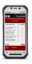 TracerPlus Trailer Safety Inspection Android Mobile App
