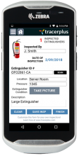 Fire Extinguisher Inspection Android Sample - High Res